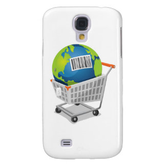 Earth For Sale Galaxy S4 Case
