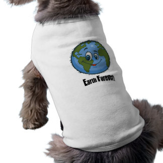 earth_forever doggie t-shirt