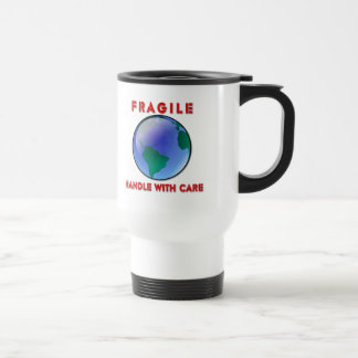 Earth - Fragile Coffee Mug