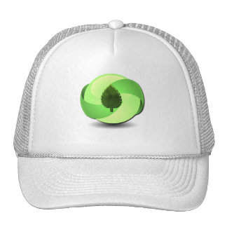 Earth Friendly Baseball Hat