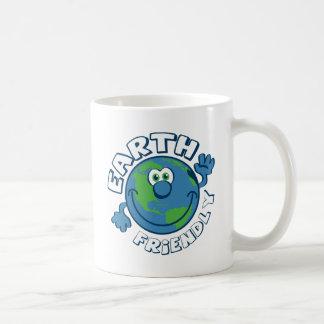 Earth Friendly Coffee Mug