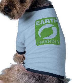 Earth Friendly Pet T Shirt