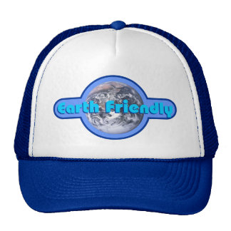 Earth Friendly Trucker Hat