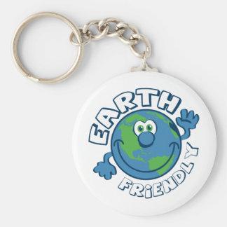 Earth Friendly Keychain
