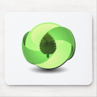 Earth Friendly Mouse Pad