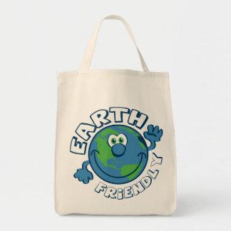 Earth Friendly Organic Tote bag