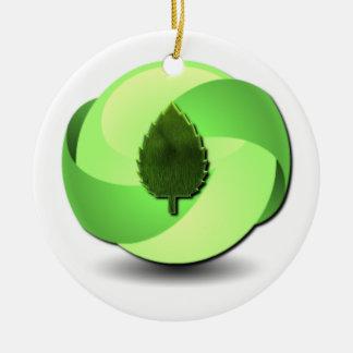 Earth Friendly Ornament