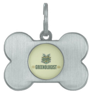 Earth Friendly Pet ID Tags