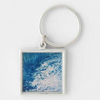 Earth from a Satellite 2 Key Chains