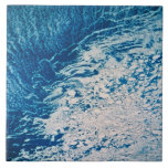Earth from a Satellite 2 Tile