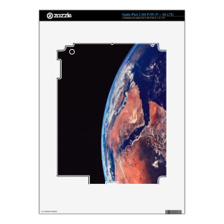 Earth from a Satellite 3 Decals For iPad 3