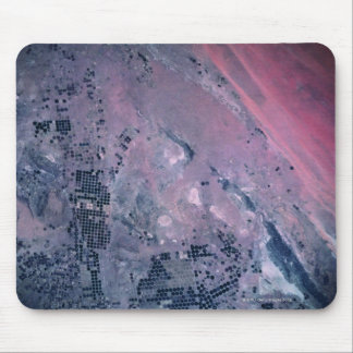 Earth from a Satellite Mouse Pad