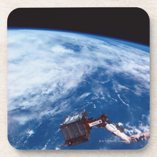 Earth from a Space Shuttle 2 Drink Coaster