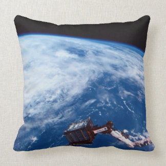 Earth from a Space Shuttle 2 Pillow