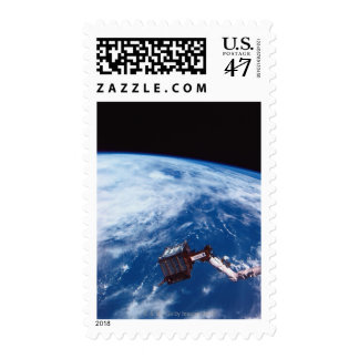 Earth from a Space Shuttle 2 Postage