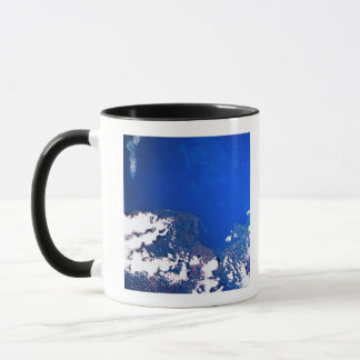 Earth from a Space Shuttle Mug