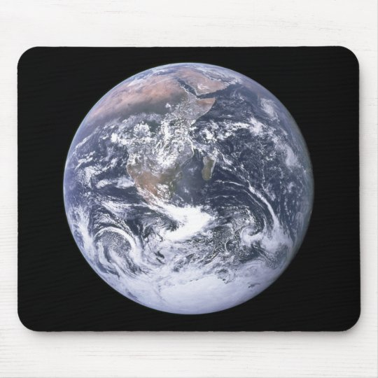 Earth From Apollo 17, The Blue Marble Mouse Pad