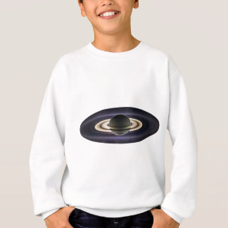 Earth From Cassini lge.png Sweatshirt