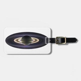 EARTH FROM CASSINI LUGGAGE TAG