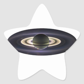 EARTH FROM CASSINI STAR STICKER