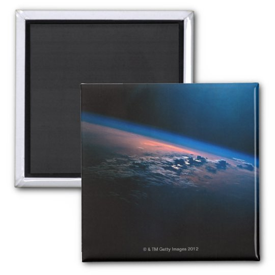 Earth from Outer Space 2 Magnet