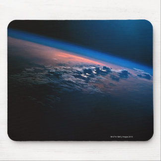 Earth from Outer Space 2 Mouse Pad