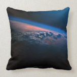 Earth from Outer Space 2 Pillow
