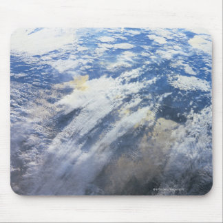 Earth from Outer Space 4 Mouse Pad