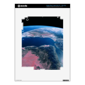 Earth from Outer Space 5 iPad 3 Skins