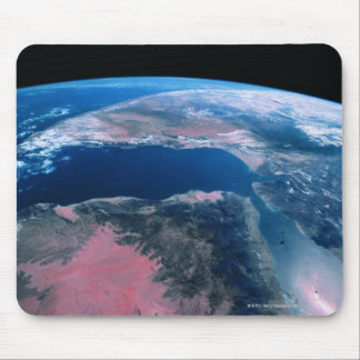 Earth from Outer Space 5 Mouse Pad
