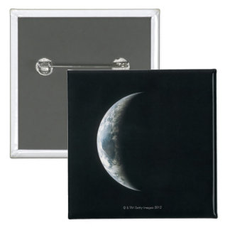 Earth from Outer Space Button