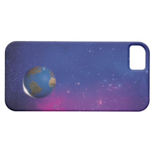 Earth from outer space iPhone 5 cases