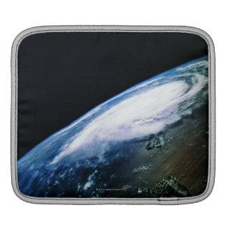 Earth from Satellite 2 iPad Sleeve