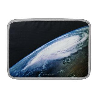 Earth from Satellite 2 MacBook Air Sleeve