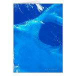 Earth from Satellite 4 Greeting Card