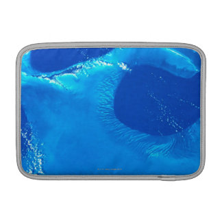 Earth from Satellite 4 MacBook Air Sleeve