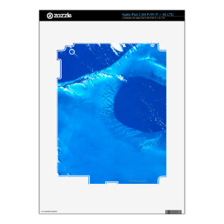 Earth from Satellite 4 Skins For iPad 3