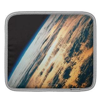 Earth from Satellite 6 iPad Sleeve