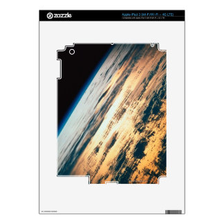 Earth from Satellite 6 Skins For iPad 3