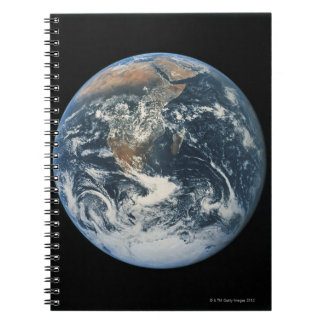 Earth from Space 10 Notebook