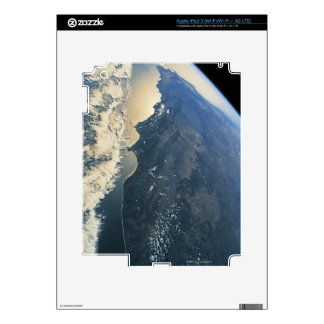 Earth from Space 11 Decal For iPad 3
