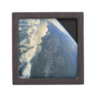Earth from Space 11 Jewelry Box