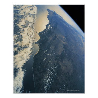 Earth from Space 11 Poster