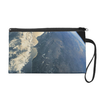Earth from Space 11 Wristlet Purse