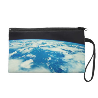 Earth from Space 12 Wristlet Purse