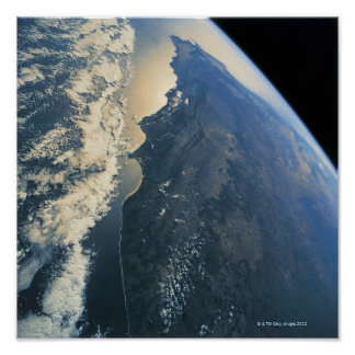 Earth from Space 13 Poster