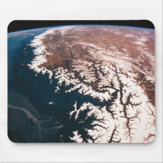 Earth from Space 14 Mouse Pad