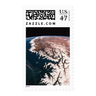 Earth from Space 14 Postage