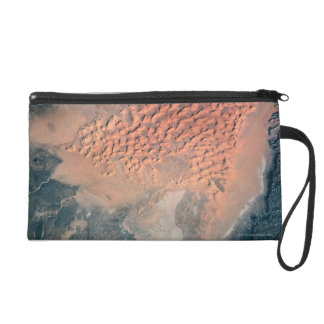 Earth from Space 15 Wristlet Purse