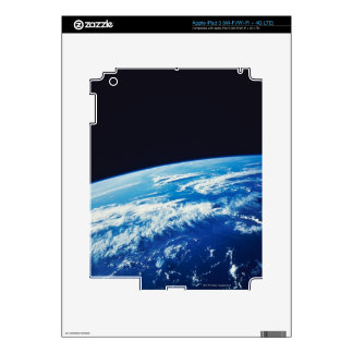 Earth from Space 17 Decal For iPad 3